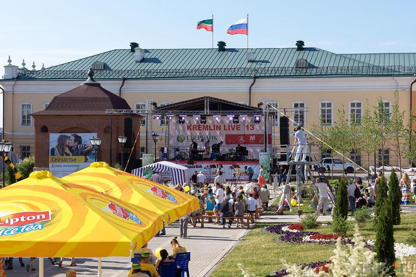 Фото №164534. Kremlin Live-2013. Пушечный двор, 29.06.2013