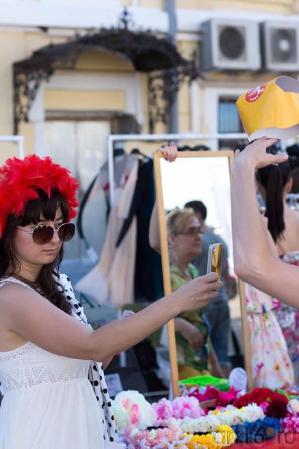Sunday Up Market у Консисторской башни  Казанского кремля::V Фестиваль Современной Культуры Kremlin LIVE'13