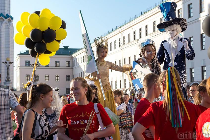 Фото №164720. Капоэйра в кремле