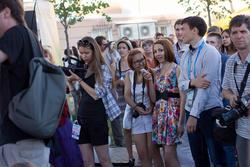 На концерте в Пушечном дворе. Казанский кремль.Kremlin LIVE