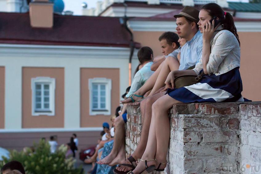 Зрители::V Фестиваль Современной Культуры Kremlin LIVE'13