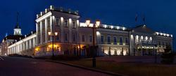 Северное крыло Пушечного двора Казанского Кремля. Фото в высоком разрешении