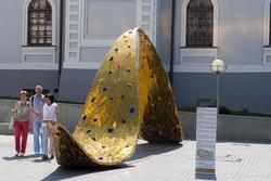 Выставка «Мозаики MUSIVUM в Казанском Кремле»