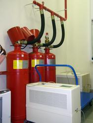 Система пожаротушения
