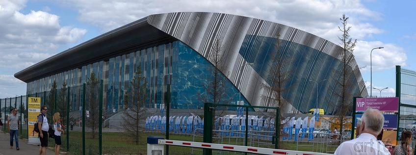 Фото №169400. Дворец водных видов спорта. Казань 2013