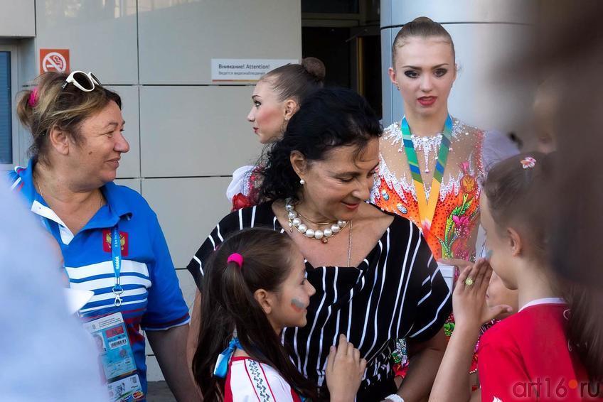 Фото №169909. Ирина Александровна Винер-Усманова