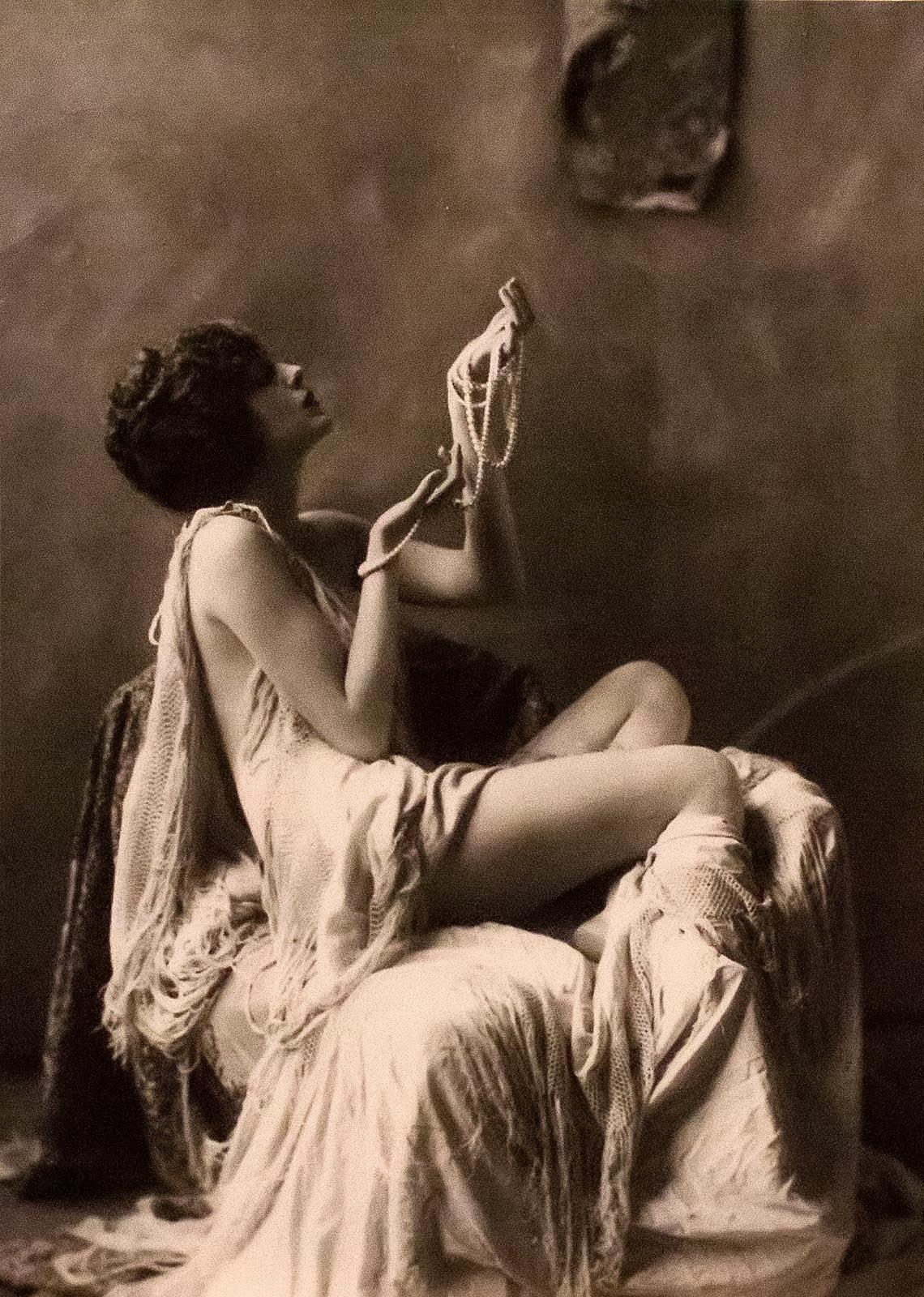 Фото №170363. Актриса Вилли Дав. Ч/б фото из коллекции Гершанова