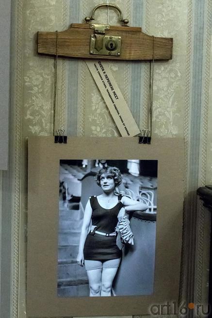 Охота к перемене мест. Р. Тухватуллин. Фото: Джоан Бродхерст::Чёрно-белая retroAmerica & полиномы Тухватуллина
