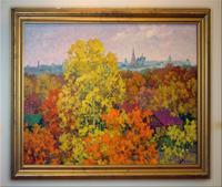 Осень под Казанью