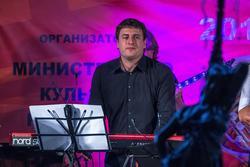 Егор Дергачев — клавишные. Джаз в усадьбе Сандецкого. 8.07.2013