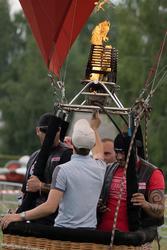 Вздухоплаватели.  Гондола воздушного шара