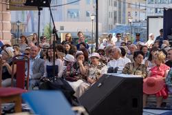 II Международный фестиваль еврейской музыки. Казань 2013
