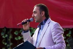 Игорь Дабакаров, ведущий первого концерта фестиваля еврейской музыки