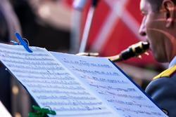 Участники Эстрадного оркестра Культурного центра МВД по Республике Татарстан (Казань)