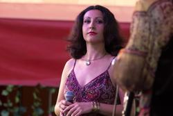 Алла Рид и ее бэнд  на II Международном фестивале еврейской музыки