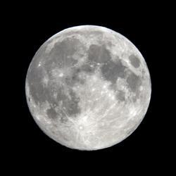Луна. 20.08.2013