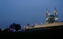 Рок-фестиваль у стен Казанского Кремля