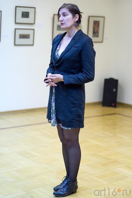 ::Открытие выставки, посвящённой 135-летию со дня рождения Петра Максимилиановича Дульского «Отражение пережитых настроений»