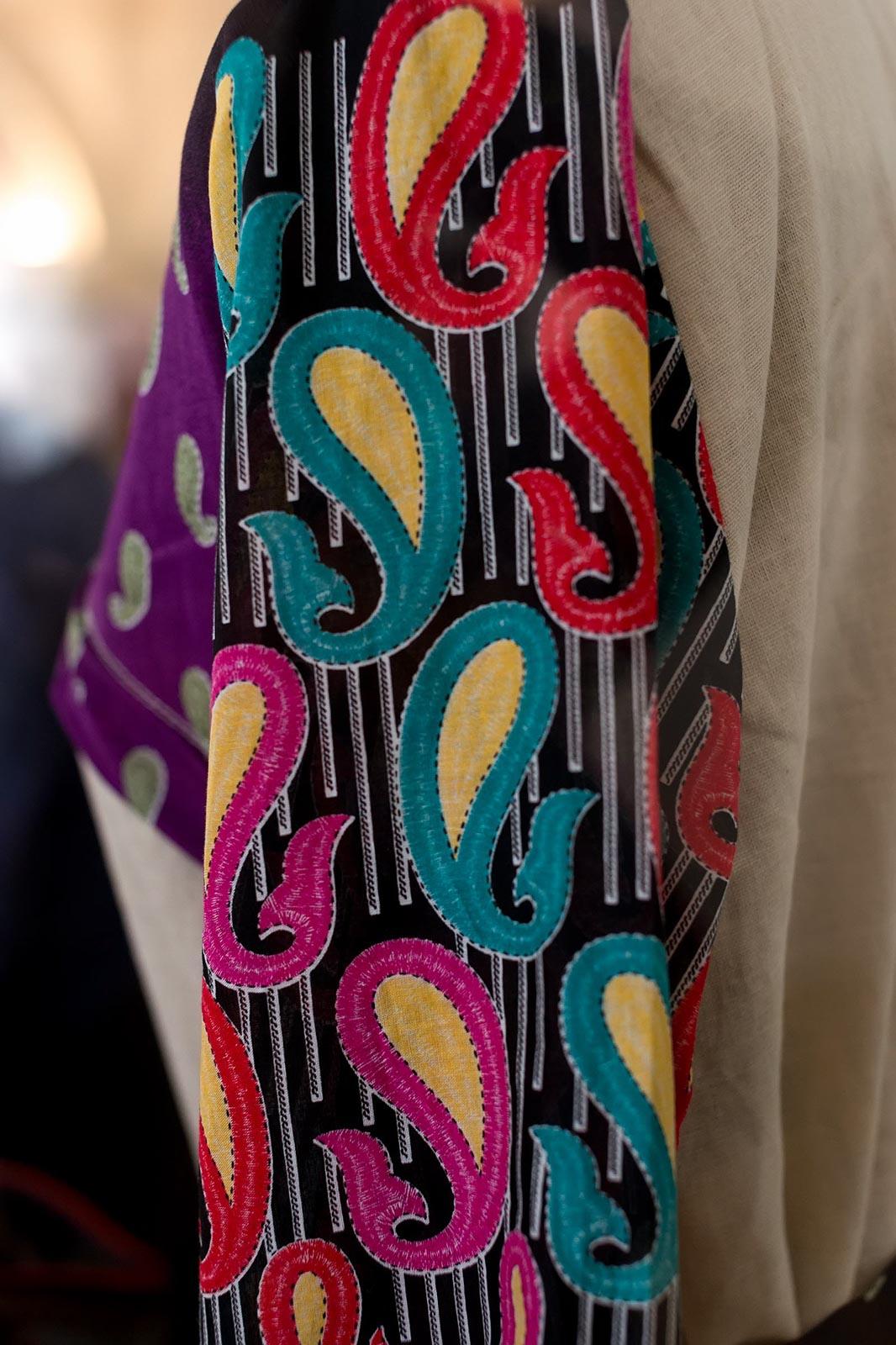 Фото №176482. Фрагмент одежды (Иран)