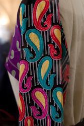 Фрагмент одежды (Иран)