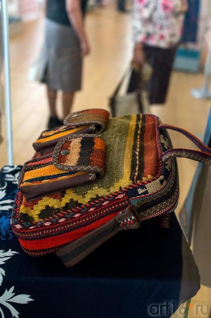 Сумка. Иранский текстиль::Выставка «Неделя дружбы женщин Ирана и Татарстана»