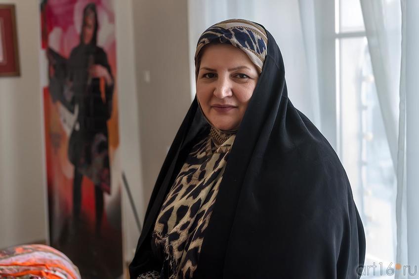 ::Выставка «Неделя дружбы женщин Ирана и Татарстана»