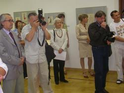 Выставка Л. Л.Сперанской