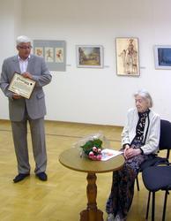 Айдар Гайнутдинов  и Л.Сперанская