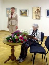 С. Хабибуллина и Л.Сперанская