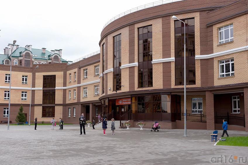 Фото №177006. Общеобразовательная средняя школа №35 г.Казани