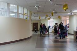 Фойе. Школа № 35, Казань