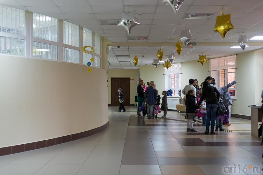 Фото №177018. Фойе. Школа № 35, Казань