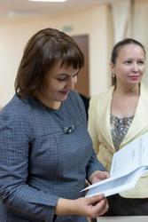 Глухарёва Елена Владимировна