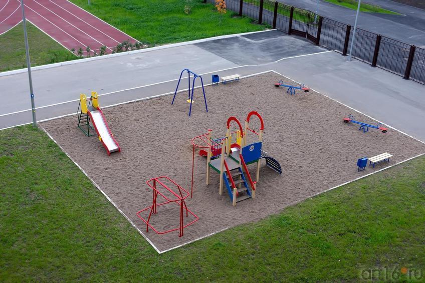 Фото №177186. Детская игровая площадка
