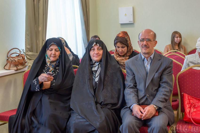 ::Неделя дружбы женщин Ирана и Татарстана