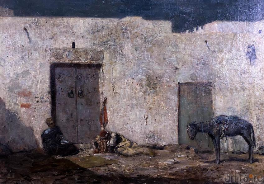 Фото №177758. ЛУННАЯ НОЧЬ В КАИРЕ. 1911