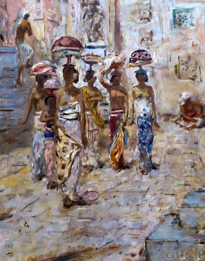 Фото №177903. Балийские девушки. 1931-1932