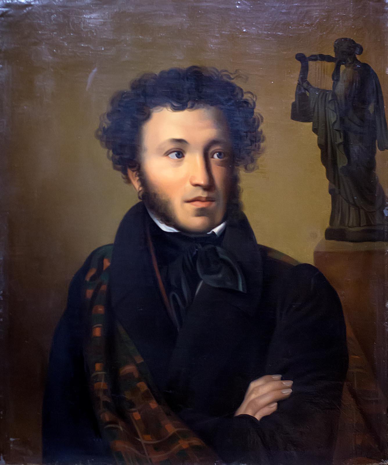 Фото №178145. Портрет А.С.Пушкина