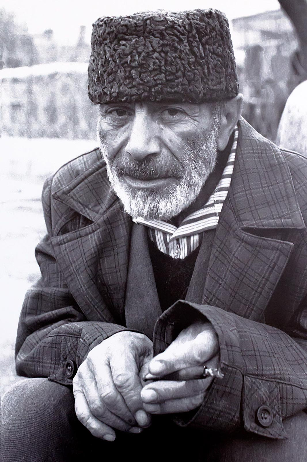 Фото №178964. Р.Якупов. Портрет Хайри АГА. 1994