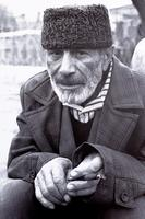 Р.Якупов. Портрет  Хайри АГА. 1994