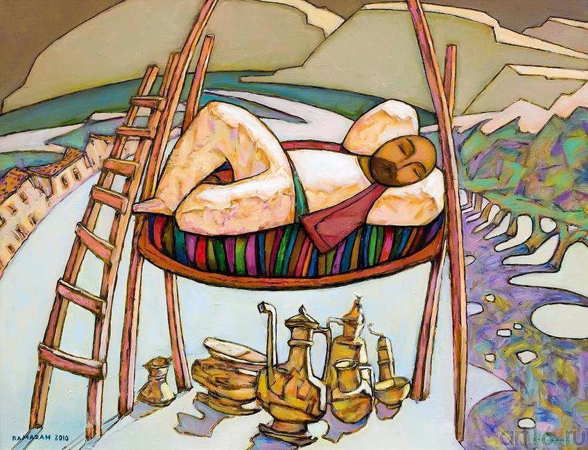 УСУИНОВ Р.Э. 1949 МАСТЕР.2011::Выставка «Искусство крымских татар»