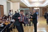 Крымские мелодии  на выставке в Хазинэ