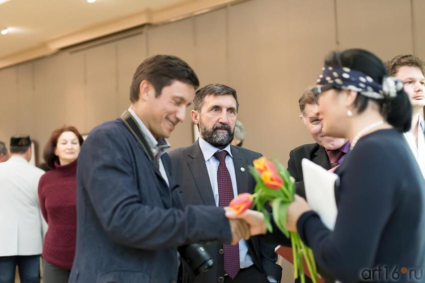 Открытие выставки «Искусство крымских татар»::Выставка «Искусство крымских татар»