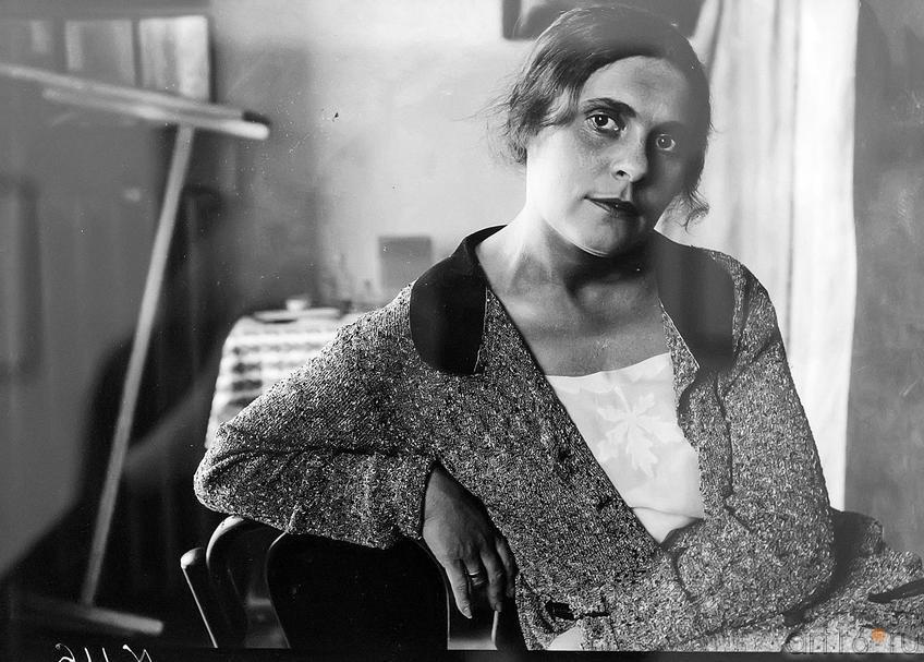 Фото №179317. Александр Родченко. Лиля Брик 1924