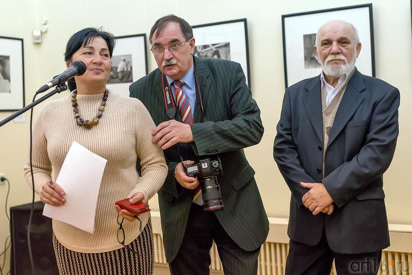 Фото №179365. Розалия  Нургалеева, Георгий Козлов, Виктор Аршинов