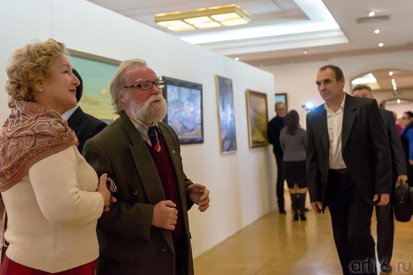 На выставке ʺЧерное золото Татарстанаʺ::Чёрное золото Татарстана