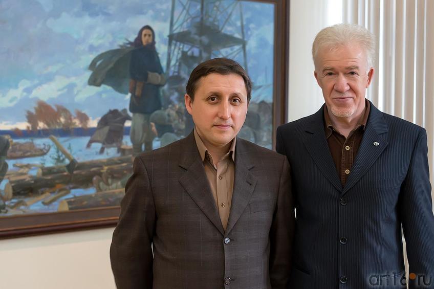 Хузин Р., Гимаев З.::Чёрное золото Татарстана