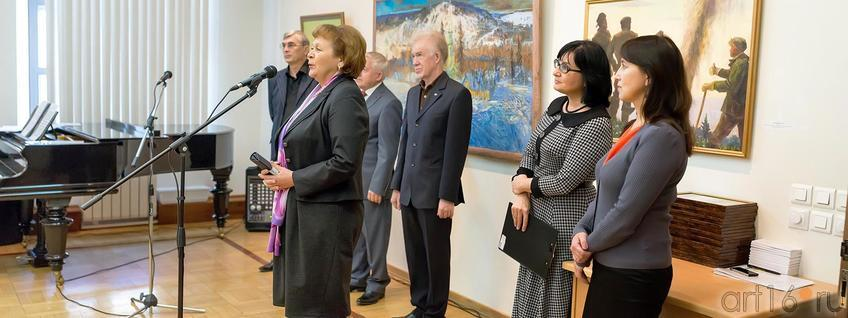 Фото №179672. Р. Ратникова, З.Гимаев, Р.Нургалеева, Д.Хисамова