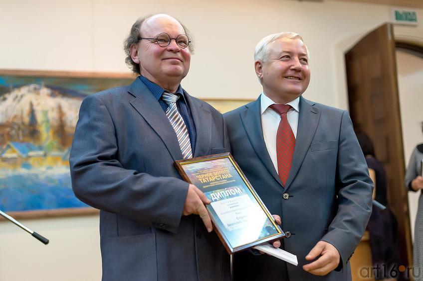 Фото №179714.  Егоров А.,  Мухамадеев Р.