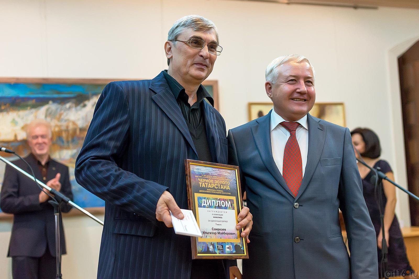 Самакаев  И.,  Мухамадеев Р.::Чёрное золото Татарстана